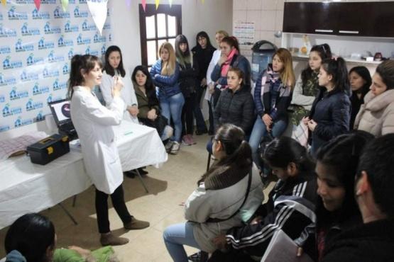 Sindicato de Amas de Casa destacó las Jornadas de Salud para las Mujeres