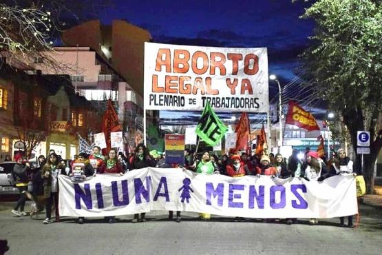 Será una marcha muy significativa, dado que se reanuda el juicio por el transfemicidio de Marcela Chocobar. (Foto archivo)