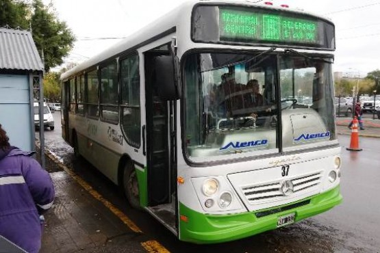 Vecinos presentarán un nuevo amparo legal por el transporte público