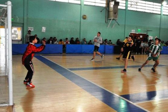 El handball se mueve en Río Gallegos.