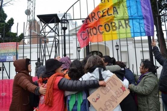 Hoy Marcela es una bandera de la lucha de las mujeres. (Archivo).