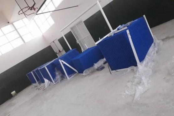 Continúan tareas mantenimiento en Escuelas