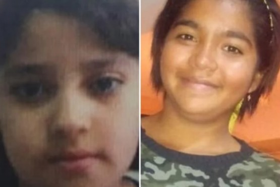 Desesperada búsqueda de dos nenas