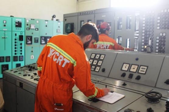 YCRT vuelve a proveer de energía a la Cuenca