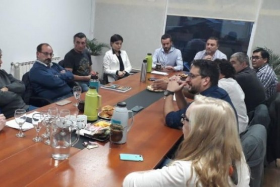 Provincia coordina acciones entre el SOMU y las pesqueras
