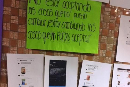 Alumnas de un colegio de Caleta Olivia denunciaron acoso de docentes