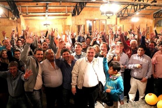 Masivo respaldo del sector privado a la candidatura de Javier Belloni