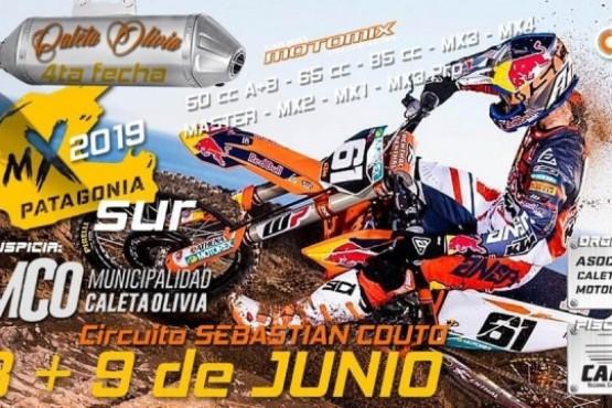 Las motos tienen acción en Caleta.
