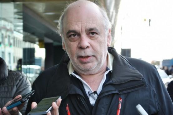 """Con Croppi y Pérez """"dialogamos en buenos términos y aclarando las razones"""""""