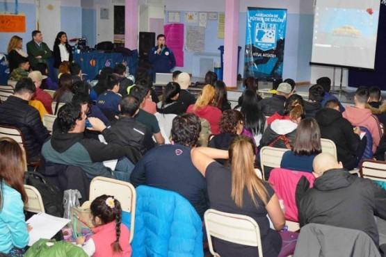 Más de 200 docentes fueron capacitados en diferentes temáticas