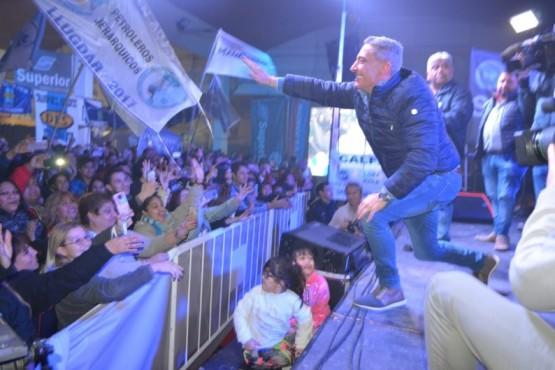 Arcioni convocó a las demás fuerzas políticas a defender los intereses de la Provincia