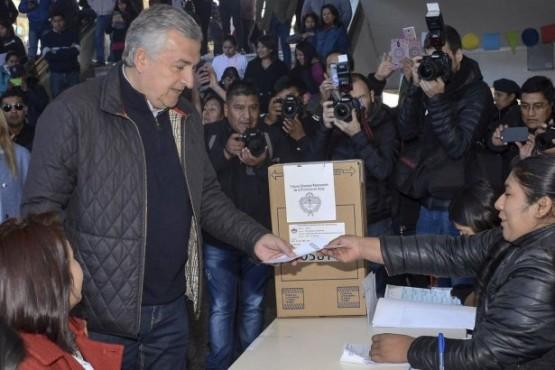 Morales ganó y Cambiemos obtuvo su primer triunfo