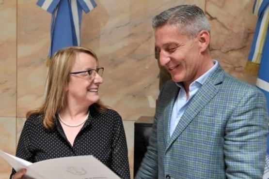 Alicia felicitó a los Gobernadores peronistas que fueron reelectos