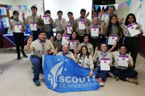 """Scouts fueron reconocidos por su campaña """"Conciencia Limpia"""""""