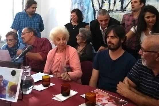 Abuelas de Plaza de Mayo confirmó la restitución del Nieto 130
