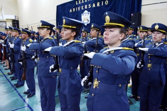 Nuevo régimen de licencias para el personal de la Policía de Santa Cruz