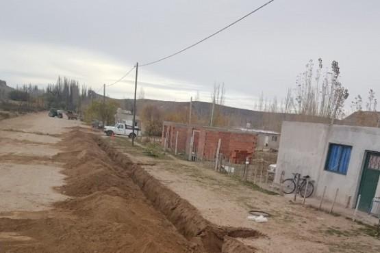 Plan de obras para las comunas de Lago Blanco y Las Plumas