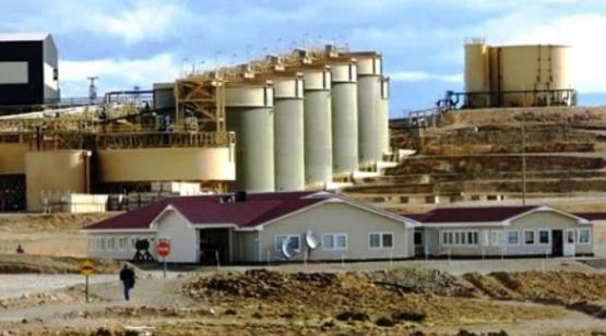 La minera dijo se puso en marcha el sistema de emergencia