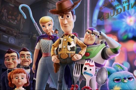 Se viene Toy Story 4 en el cine Río Gallegos