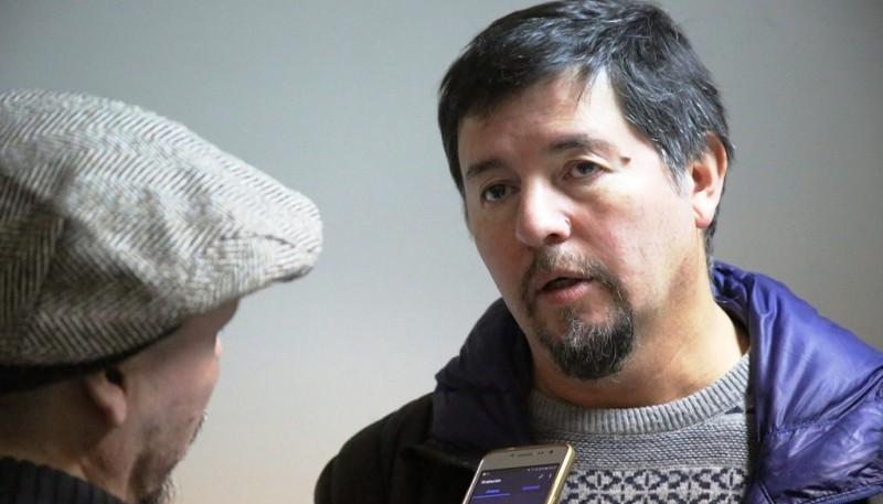 Pedro Muñoz (ARI-.CC) y Gabriel Oliva (EC). (Foto: C.G).