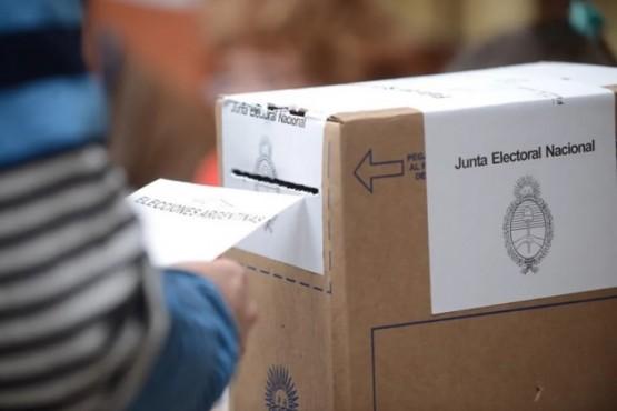 Se presentaron cuatro alianzas para las elecciones nacionales en Chubut