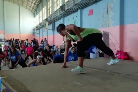 Gobierno fortalece la educación física
