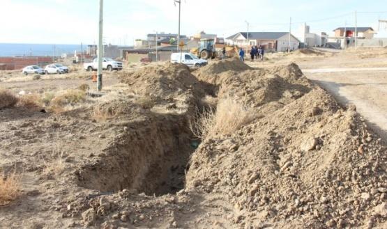 Servicios Públicos avanza con obras en los barrios