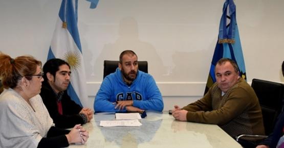 Municipio firmó acuerdo de práctica profesional con EBIMAL