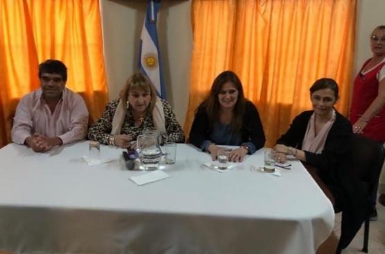 Garantizan cobertura de gas a familias de Piedra Buena y Jaramillo