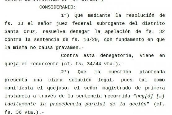 Cámara Nacional Electoral resolverá sobre boletas y no habría audiencia pública
