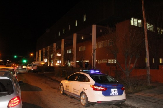 Una mujer y dos menores de edad fueron hospitalizados tras una colisión
