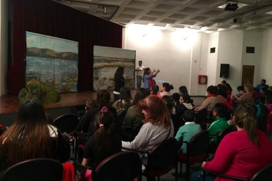 Presentan nuevo material pedagógico sobre las reservas naturales