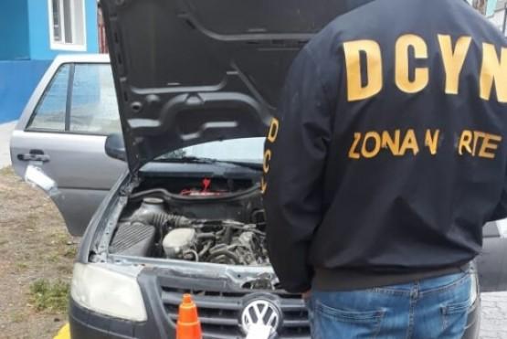 Detenido en Cañadón Seco por transportar marihuana y cocaína