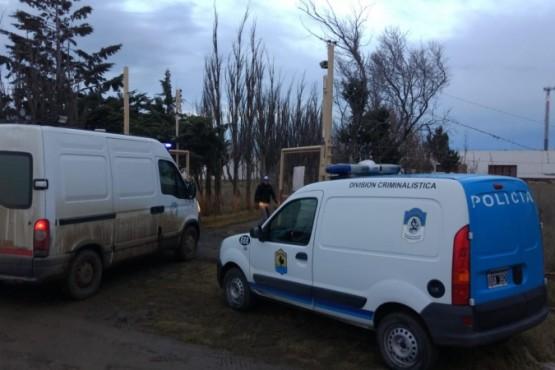Investigan la muerte de un hombre en una chacra de Av. Asturias