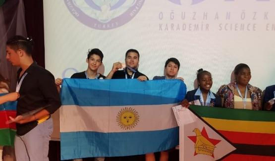 Caleta Olivia obtuvo el tercer lugar en la Feria Internacional