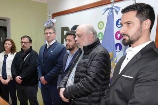 """Giubetich """"potenció en su mayoría funcionarios jóvenes"""" para las elecciones"""