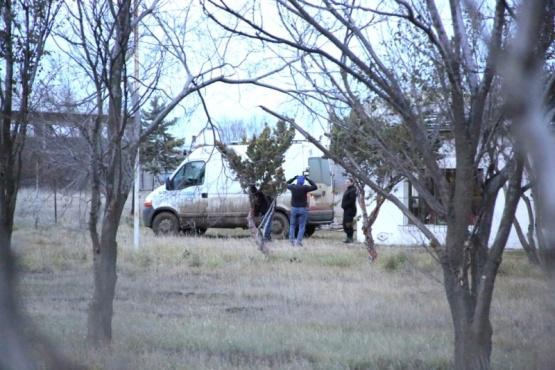 Investigan la muerte de un hombre encontrado en una chacra