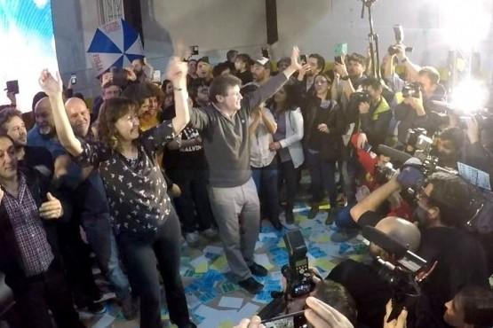 Melella ganó en primera vuelta y es el nuevo gobernador de Tierra del Fuego