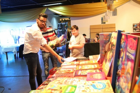 La Feria del Libro retoma con normalidad sus actividades