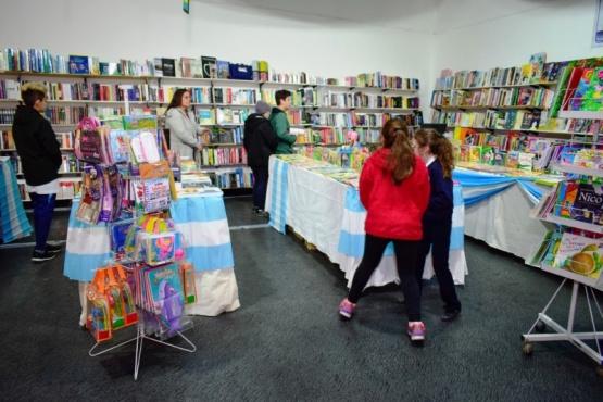 El cronograma de la Feria Provincial del Libro para hoy