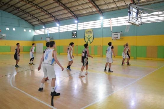 Juegos Evita: hubo básquet, fútbol y handball