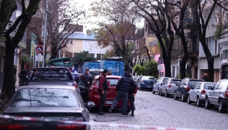 El cuerpo sin vida fue encontrado por un vecino (Augusto Fornaciari)
