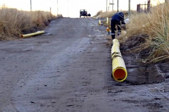 Se ampliará la red de gas a más de 200 lotes en El Calafate