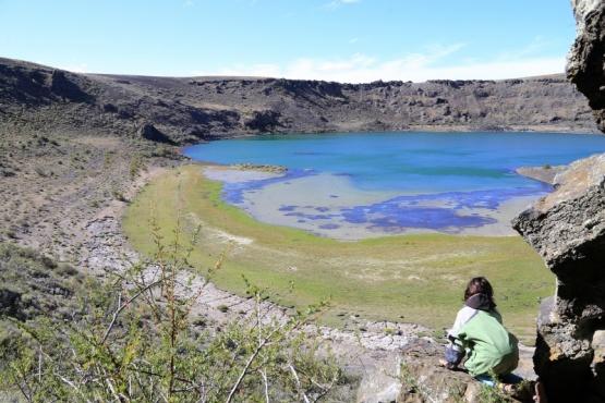 Buscan cambiar el uso público de Laguna Azul