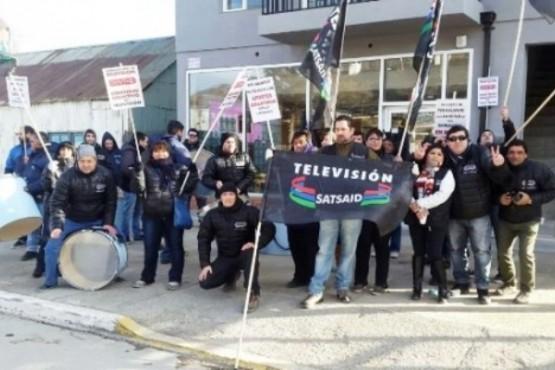 Trabajadores del SATSAID obtuvieron una recomposición salarial