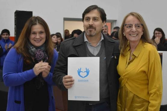 Desarrollo Social destinó casi cuatro millones de pesos para políticas sociales