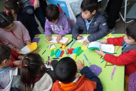 Patrimonio Cultural, Biblioteca y Agencia Ambiental en la Feria del Libro