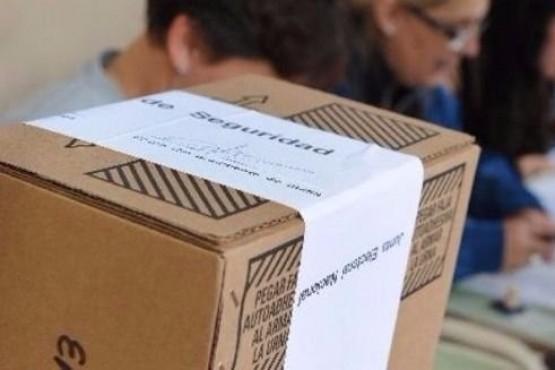 A tres días de la elección, la Justicia Electoral terminó de cargar todas las mesas