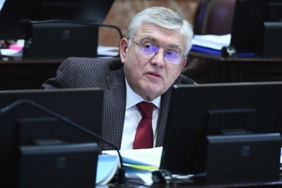 Tras la renuncia de Pichetto a su banca, el chubutense Mario Pais asumirá en su lugar