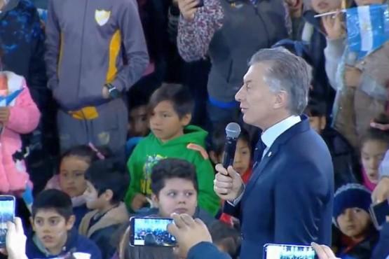 Macri acusó a los Moyano de
